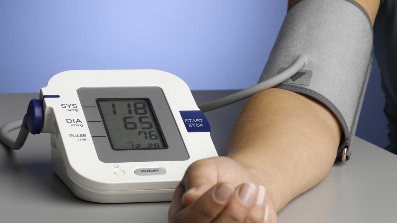 misurare la pressione a caa